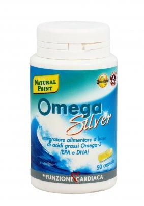 Omega 3 Fish Oil - Funzione Cardiaca - 15 Perle 60 Capsule