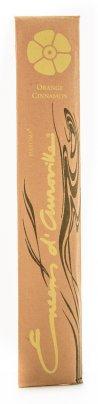 Bastoncini d'Incenso - Orange Cinnamon