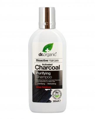 Shampoo Purificante al Carbone Attivo - Organic Charcoal