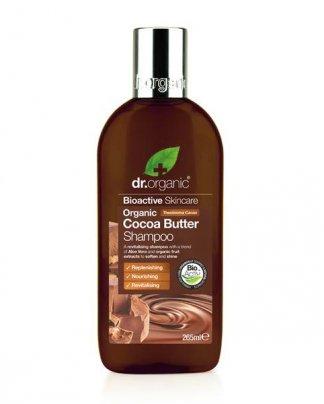 Shampoo al Burro di Cacao - Organic Cocoa Butter