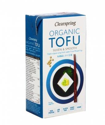 Crema di Tofu Biologica - Organic Tofu