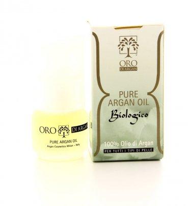 Olio di Argan Puro Bio 15 ml