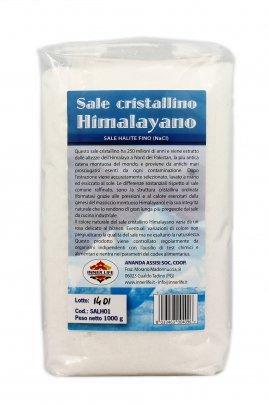 Sale Cristallino Himalayano Halite