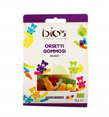 Orsetti Gommosi Bio