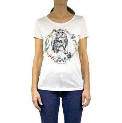 T-Shirt Donna Orso Taglia XL