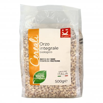 Orzo Integrale Biologico