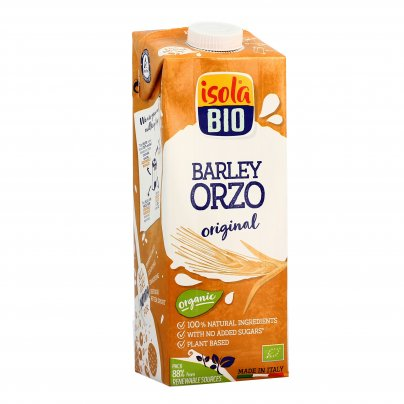 Bevanda Vegetale con Orzo Bio