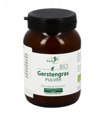 Erba d'Orzo 100% Naturale Polvere (100 gr.)