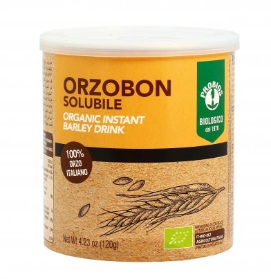 Orzo Tostato Solubile Italiano - Orzobon