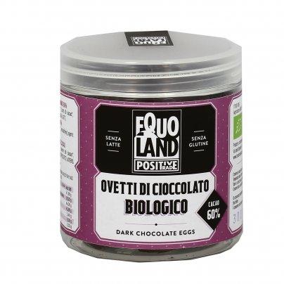 Ovetti di Cioccolato Biologico Cacao 60%