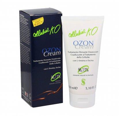 Crema Anticellulite Ozoncream - Cellulite KO