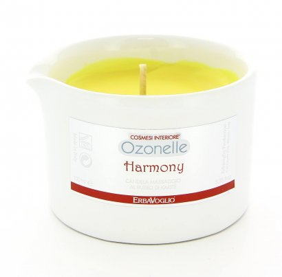 Harmony - Candela Massaggio al Burro di Karité - Ozonelle