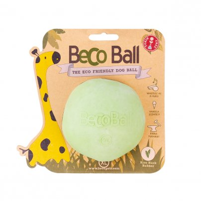 Palla Beco Ball per Cani - Diversi Colori Xl - Extra large - Verde