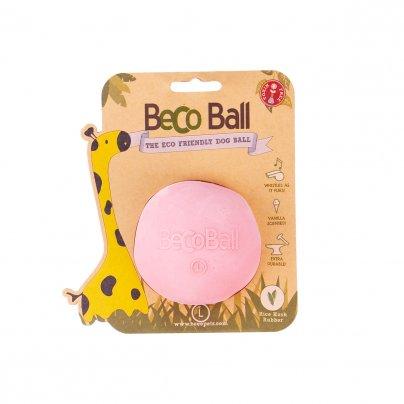 Palla Beco Ball per Cani - Diversi Colori L - large - Rosa