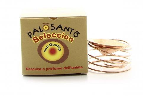 Palo Santo Seleccion Sublimatore con Resina Piccolo - Senza Resina e Senza Candela