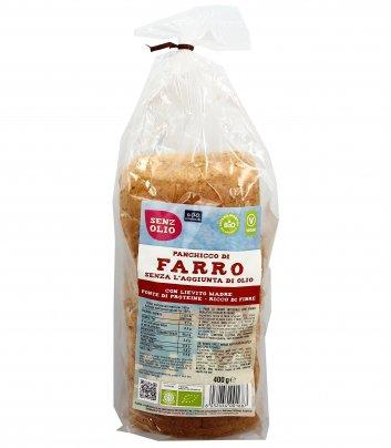 """Pane di Farro Integrale con Farro Bio """"Panchicco"""""""