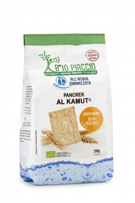 Pancrek al Kamut®  Bio
