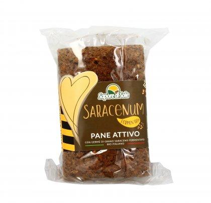 Pane Attivo con Germe di Grano Saraceno - Saracenum