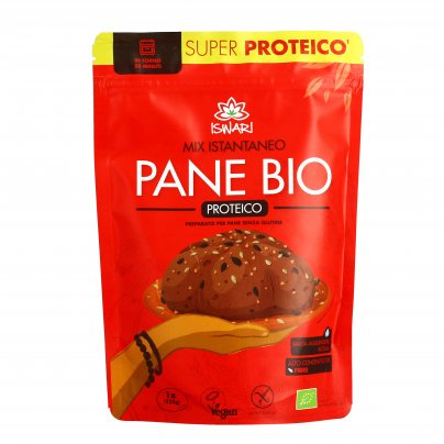 Pane Bio Proteico - Preparato Senza Glutine