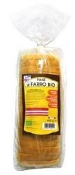 Pane di Farro Bio Morbido a Fette