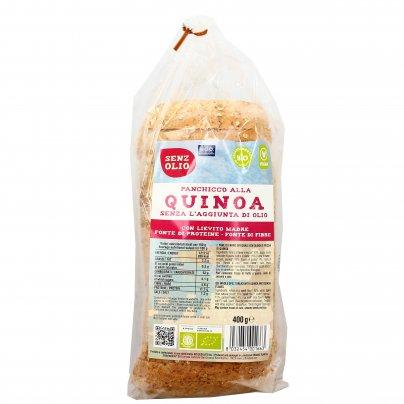 Pane Bauletto di Farro Integrale con Fiocchi di Quinoa - Panchicco