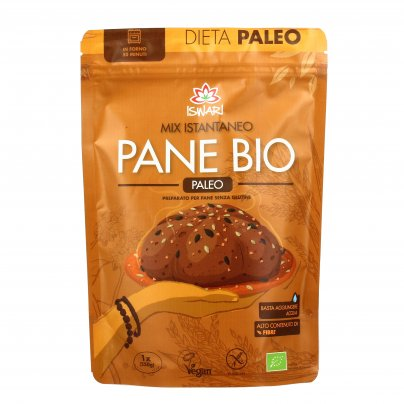 Pane Bio Paleo - Preparato Senza Glutine