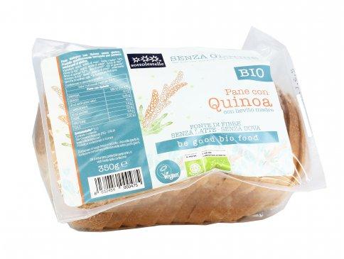 Pane con Quinoa Senza Glutine