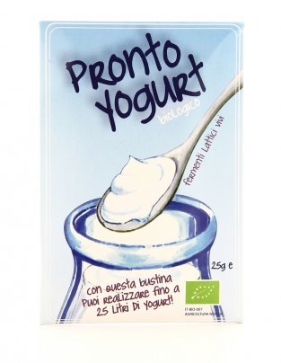 Pronto Yogurt Bio