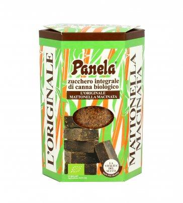 Zucchero Integrale di Canna - Sapore Delicato 500 gr.
