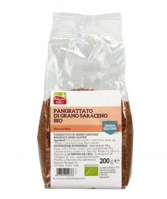 Pangrattato di Grano Saraceno Bio - Senza Glutine