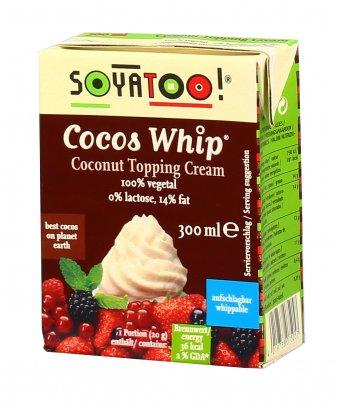"""Preparazione Vegetale di Cocco da Montare """"Cocos Wrip"""""""