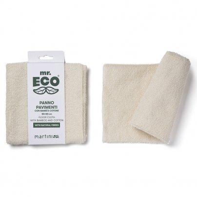 Panno Pavimenti in Bambù e Cotone - Mr. Eco