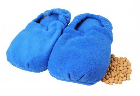 Pantocalde con Noccioli di Ciliegia Blu