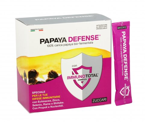 Papaya Defense con Immunototal Complex