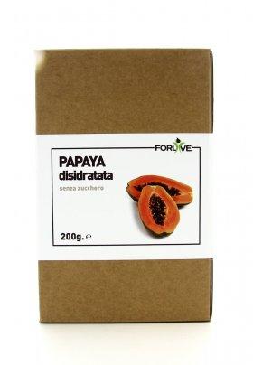 Papaya Disidratata