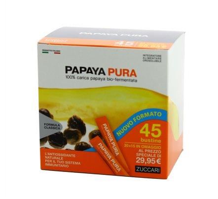 Papaya Pura 45 Bustine 135 gr.