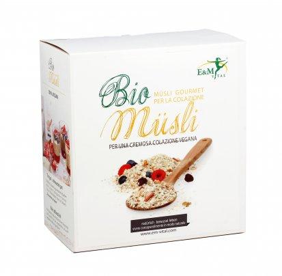 Musli Bio Gourmet per la Colazione 1000 gr.
