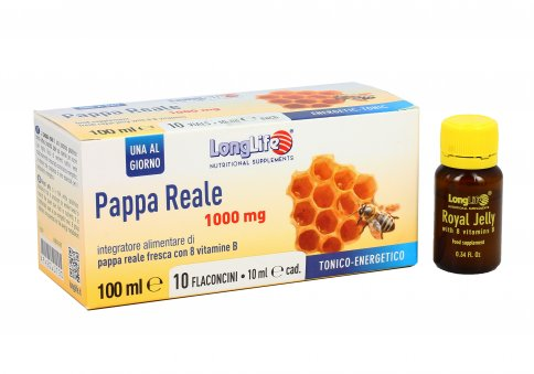Pappa Reale 1000 mg in Fiale