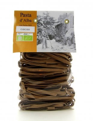 Tagliatelle con Cacao Bio