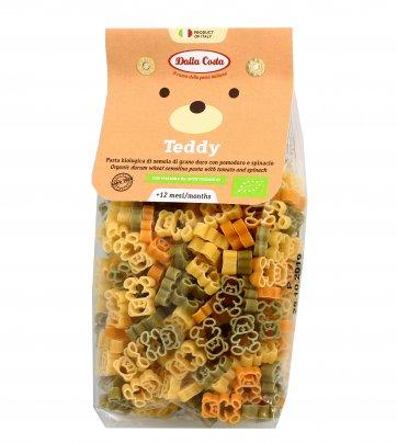 Pasta Semola Grano Duro con Pomodoro e Spinaci - Teddy
