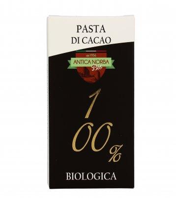 Pasta di Cacao 100% - Biologica