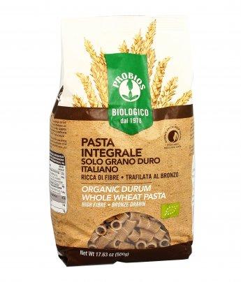 Pasta Integrale di Grano Duro Italiano - Ditalini