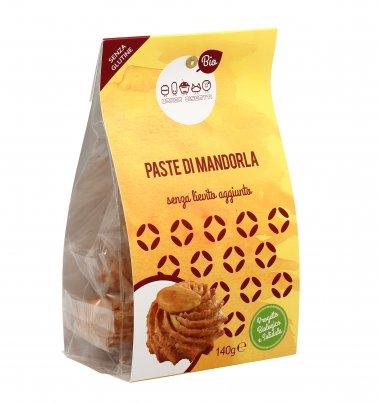 Paste di Mandorla  - Senza Glutine