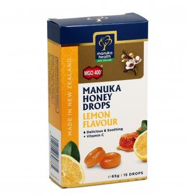 Caramelle con Miele di Manuka MGO™400+ e Limone