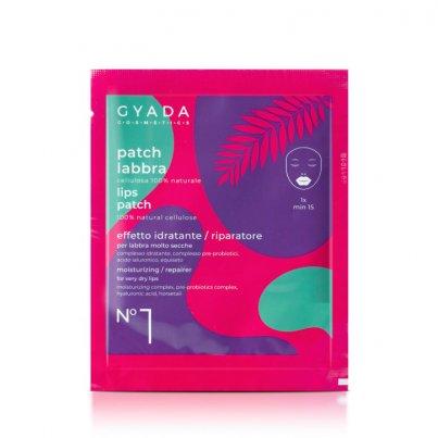 Patch Labbra Idratante Riparatore N°1 - Maschera per Labbra Secche