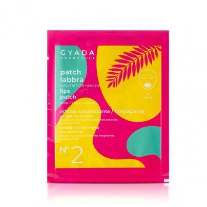 Patch Labbra Volumizzante Rimpolpante N°2 - Maschera Labbra