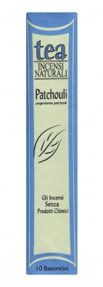 Patchouli - Incenso Naturale - Bastoncini