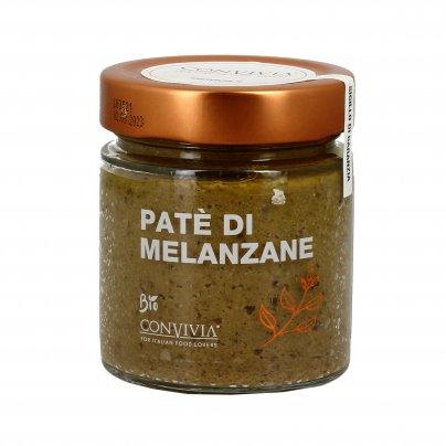 Patè di Melanzane Bio
