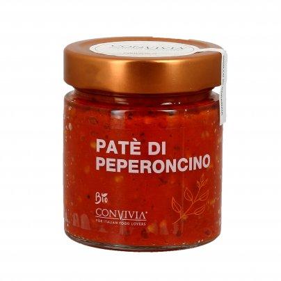Patè di Peperoncino Bio