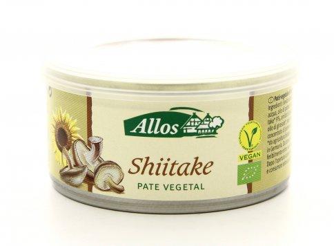 Patè Vegetale ai Funghi Shitake